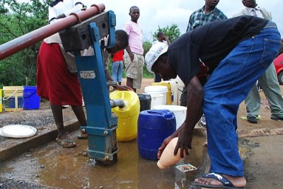 Urban Zimbabweans are struggling with water shortages.
