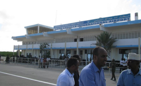 Turkish Plane Fails to Land at Somali Airport