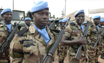 'Stabilization' Force for Mali?
