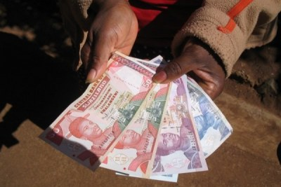 Money matters: In Swaziland political parties are banned and any form of public dissent.