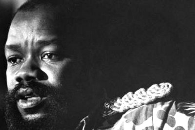 Lieutenant Colonel Chukwuemeka Odumegwu Ojukwu, 34, President of the then Republic of Biafra. (file photo)