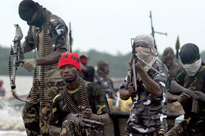 Nigerian Gunmen (file photo)
