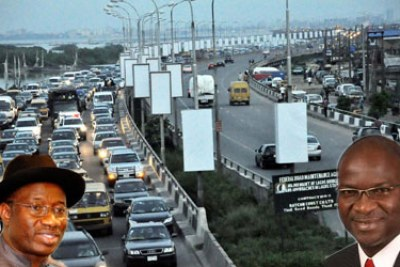 Third Mainland Bridge.