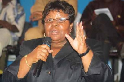 Liberia Anti-Corruption Commission Boss, Counsellor Frances Johnson-Allison
