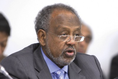 Ismail Omar Guelleh, Président du Djibouti (photo d'archives)