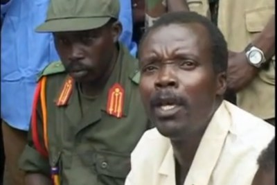 Joseph Kony (file photo)