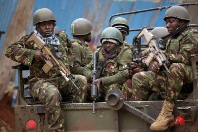 Kenya police urged to ignore shoot-to-kill order (file photo).