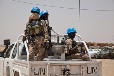 The Mali mission has been a dangerous one for UN peacekeepers.