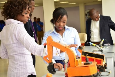 GE Garages kicks off power-generation skills training