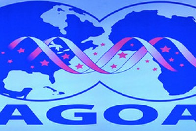 Agoa logo (file photo).