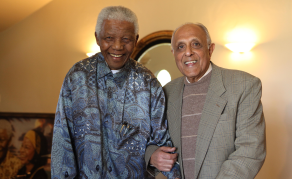 South African Struggle Stalwart Ahmed Kathrada Passes Away