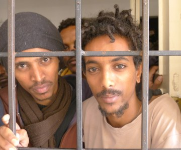Life Inside Libya's Detention Centres