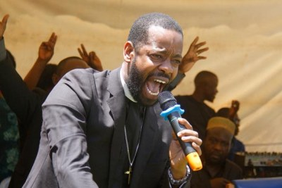 Pastor Happy David Ngabo has fallen out with President Museveni, a man he looked up to for so many years.