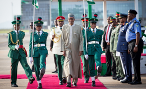 Nigerian President Explains Why He Cancelled Rwandan Trip