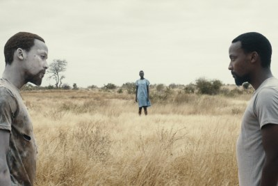A scene from Kati Kati, a haunting Kenyan film about the afterlife.