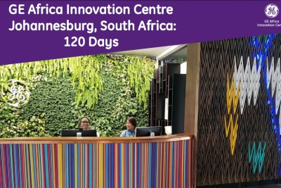 October was a very special month for us at GE Africa Innovation Center (GE AIC), which was launched in June 2016.