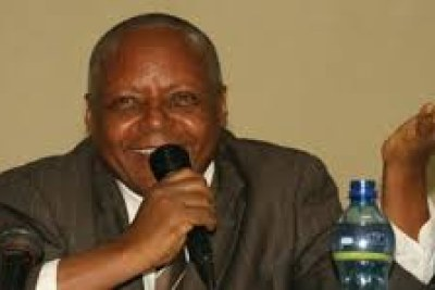 Dr. Merera Gudina, chairman of the Oromo Federalist Congress.