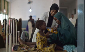 Child Malnutrition Surges in Somalia