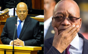 South Africa's Zuma Wants to Fire Finance Minister - SACP