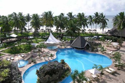 Diani Reef Beach Resort and Spa in Kwale County (file photo).