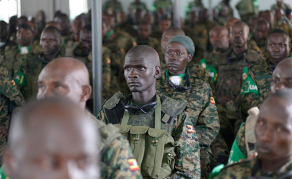 Ugandan Forces Stranded in Somalia - Army Chief