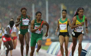 Relay That! Nigeria's Women's Team Tumbles at World Champs