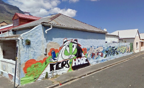South African Artist Shares History of Graffiti in Salt River