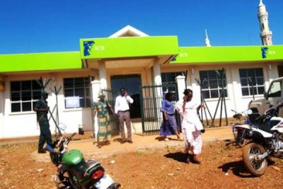 KCB branch in Wau, South Sudan.