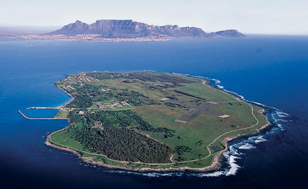 Prison To The Late Former South Africa President, Nelson Mandela Now Turned Into Tourist Site, Robben Island