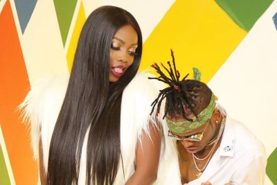 Diamond Platnumz ft Tiwa Savage.