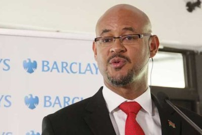 Jeremy Awori, the Managing Director of Barclays Bank of Kenya.