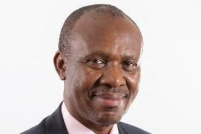 Moses Kgosana, former KPMG Africa's Chief Executive who quit his Alexander Forbes Chairmanship position due to his association with the Gupta family.