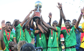 Zimbabwe Takes Regional Trophy in Record Victory
