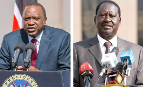 Kenyatta vs Odinga - Who's Been More Presidential?