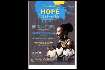 Celebrating Hope for Every Child With Yvonne Chaka Chaka Gala