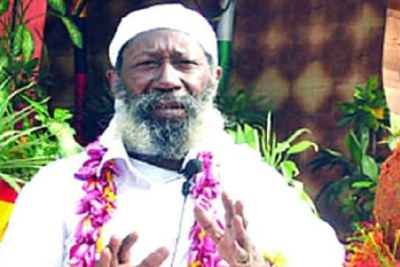 Satguru Maharaj Ji, the founder of the One Love Family, says he can heal ailing President Muhammadu Buhari if the president so wishes.