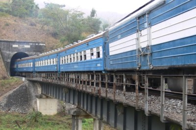 The Tazara railway