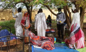 Cholera Still Spreading in Sudan