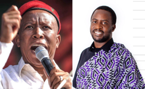 South Africa's Malema, Zambia's Chishimba Banned From Malawi