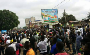 Togo Opposition Takes to The Streets