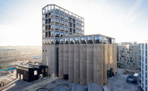 Designers Transform Grain Silos Into Huge New African Art Museum