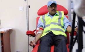 Somalia in Desperate Need of  Blood Donors - Minister