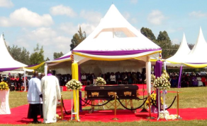 Kenyans Give Renowned Bishop Korir a Heroic Send-Off