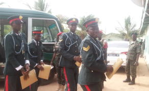 WhatsApp Messages Lands Gambian Soldiers in Hot Water