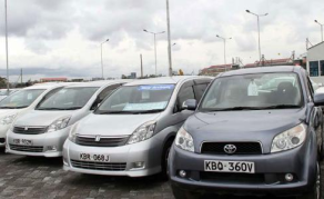Kenya's Car Sales Drop as Political Uncertainty Continues