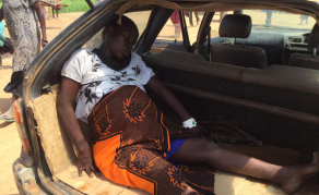 No Ambulance for Pregnant Ugandan Woman? Boot of a Car Instead