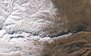 Watch: Snow in Sahara Desert - One of the Hottest Places on Earth