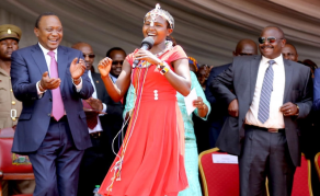 Kenyan Singer Excited to Go Back to School After 10 Years