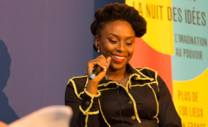 Watch Chimamanda's Clapback to 'Does Nigeria Have Bookstores?'