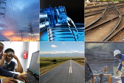 Infrastructure development needed in Zimbabwe for economic growth.